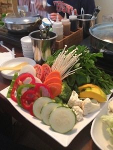 Shabu Shabu (Japanese hot pot)