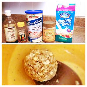 Cookie Dough for Breakfast