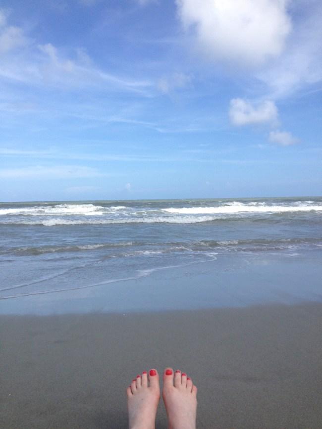 Beachy Monday