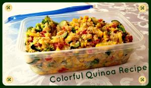 Colorful Quinoa