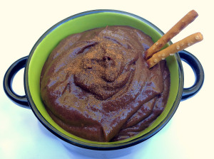 low-fat-brownie-batter-dip