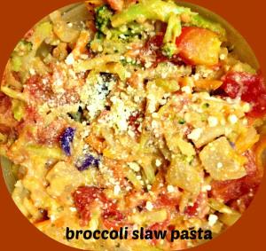 Marvelous Broccoli Slaw
