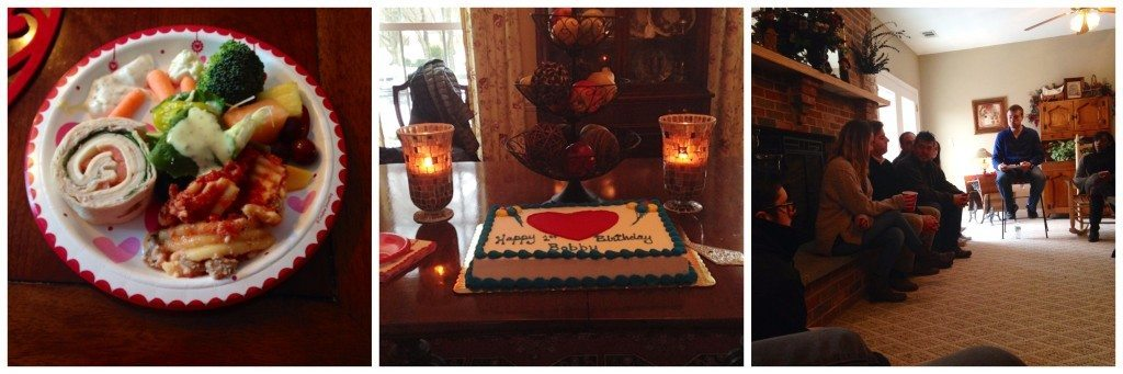 saturday birthday party