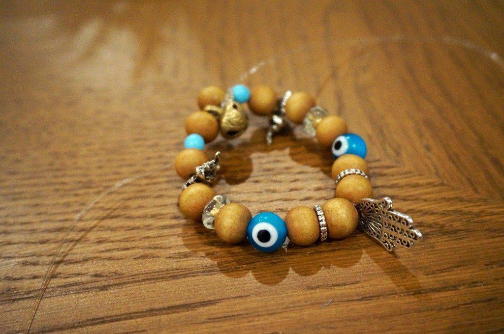 positive spiritual bracelet