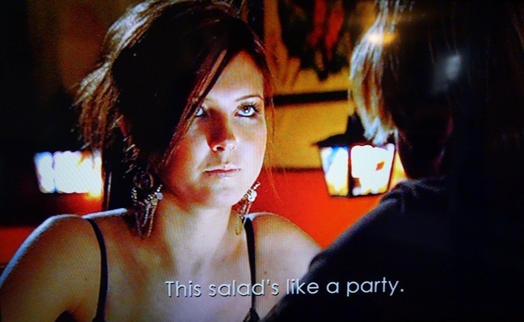 salad like a party