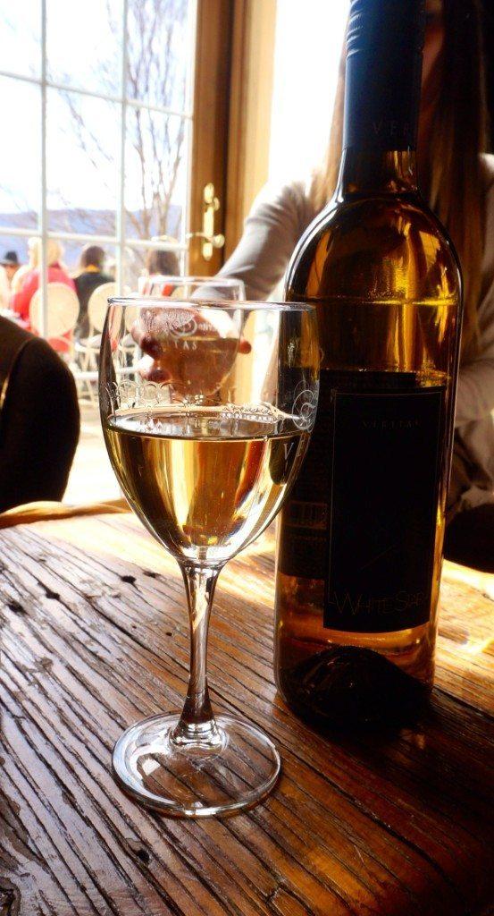 wine from veritas