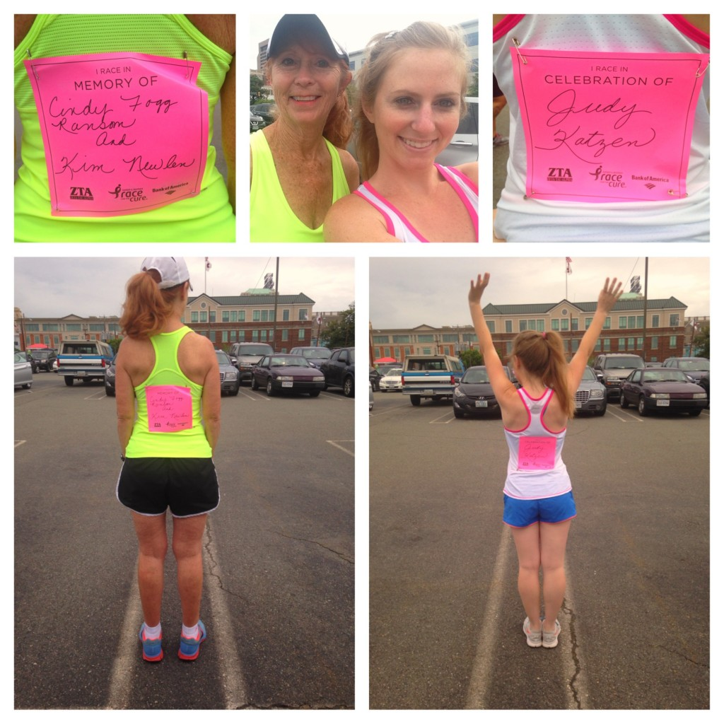 Breast cancer 5k
