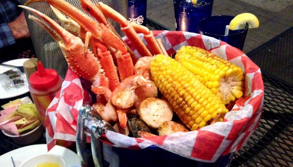 King Crab Shack bucket