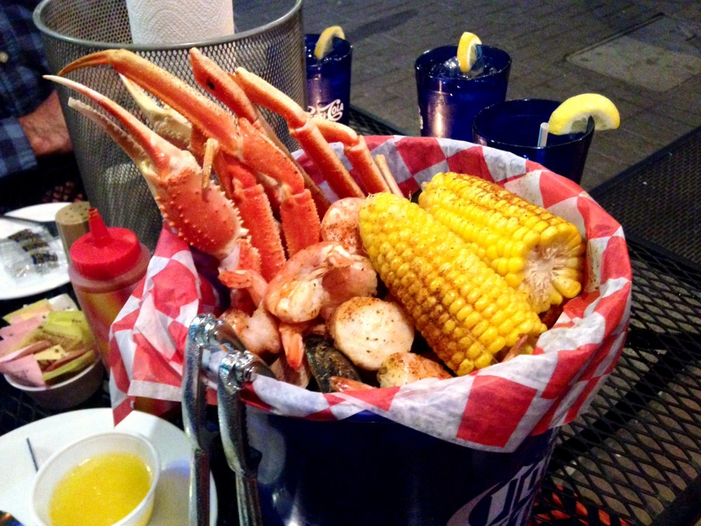 King Crab Shack bucket