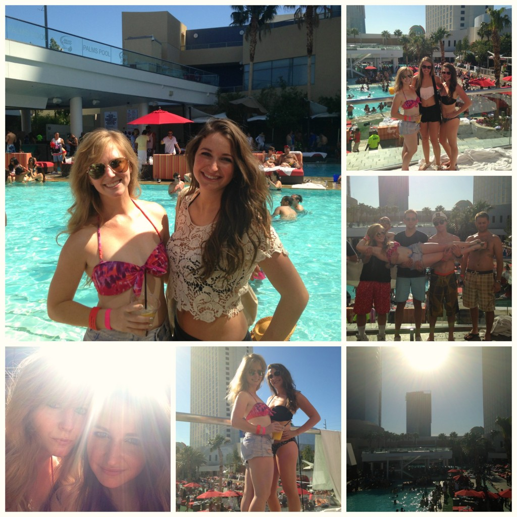 Palms Pool Party