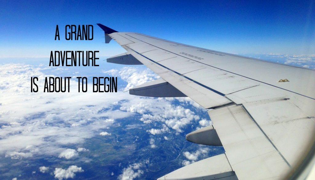 a grand adventure