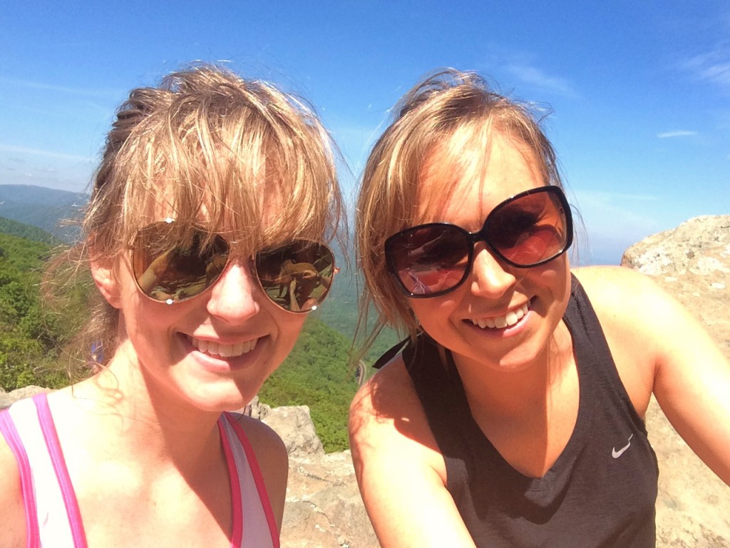 hiking humpback rock