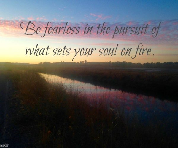 befearlessinthepursuit