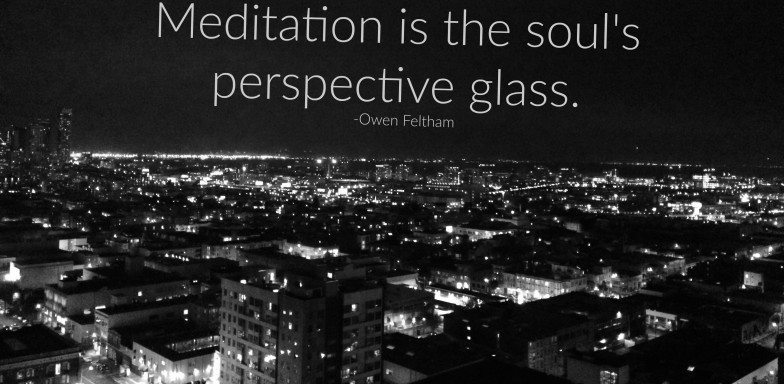 Meditate to Mediate