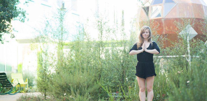Yoga Romping