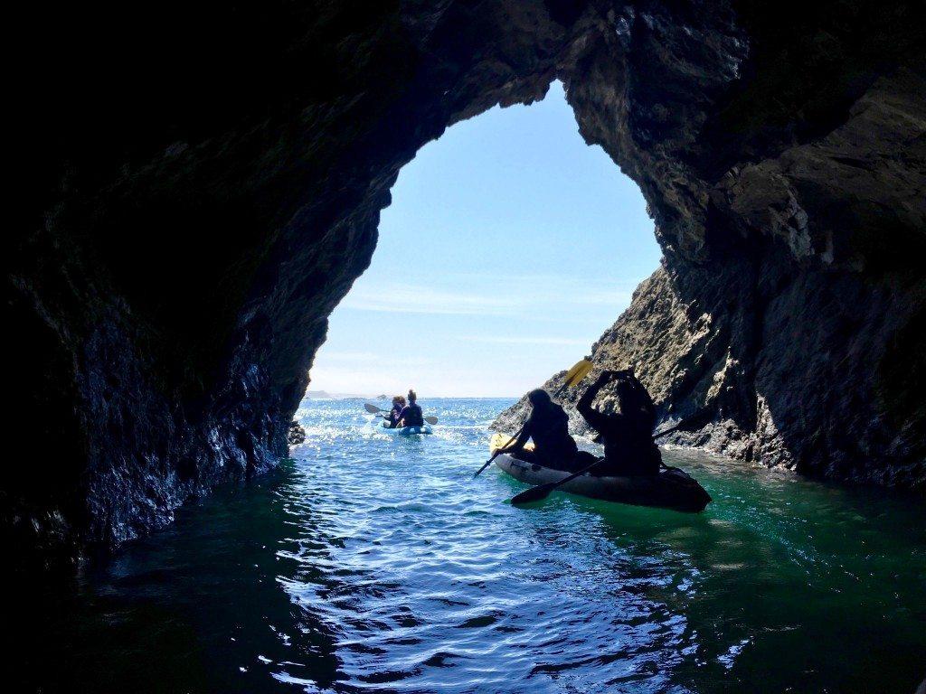 Mendocino_cave_kayaking