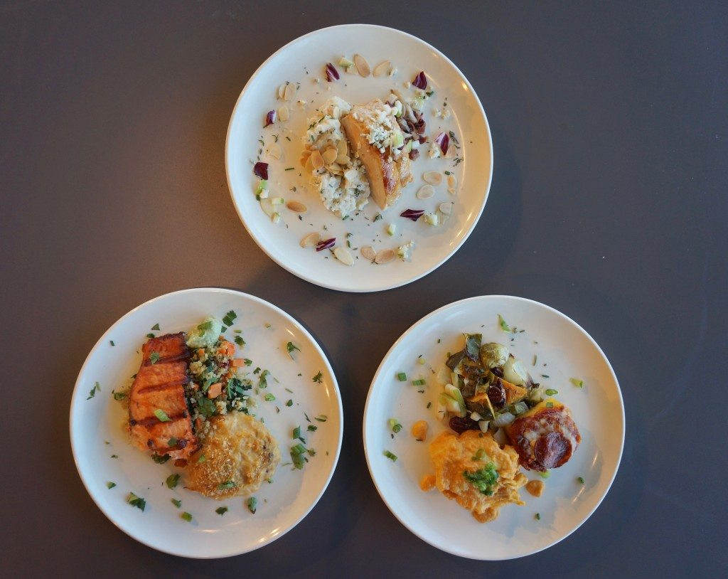 Food styling by Chef Jannai Mapanao